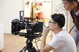 影视制作摄像机调焦的方法